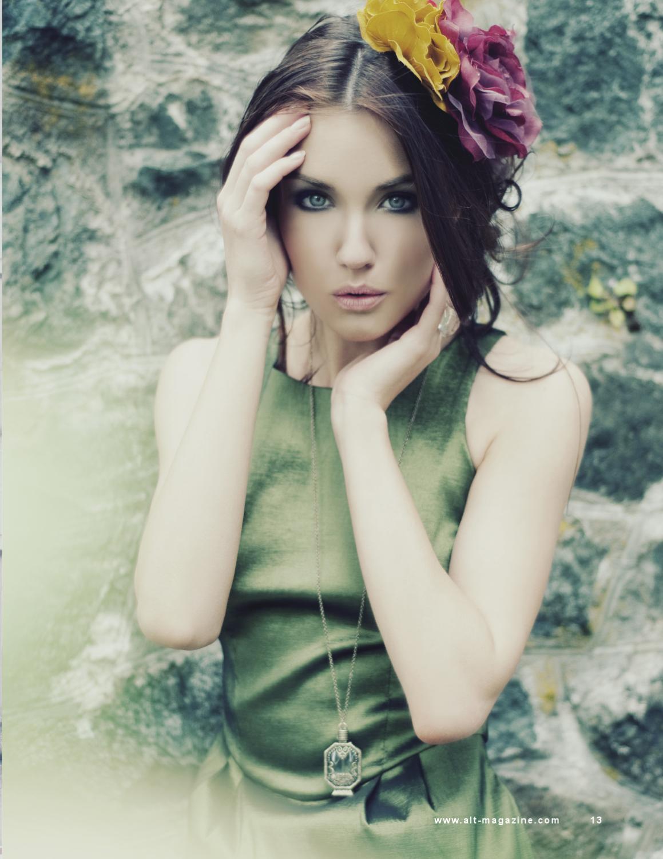 Portraits - Magazine cover