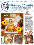 Whimsy Stamps Inspirations Magazine - Issue 3 - Mini