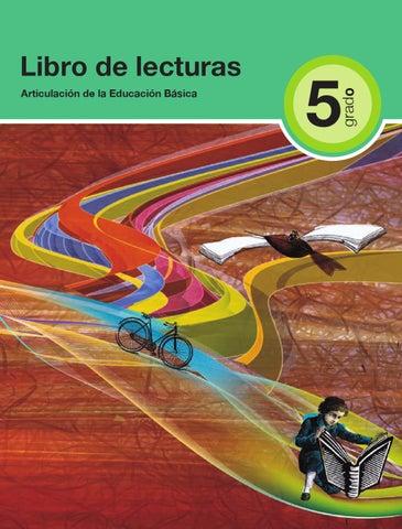 Español Lecturas 5to. Grado