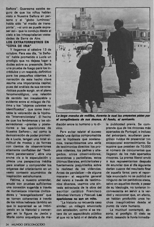 """Artículos interesantes de la Revista """"Mundo Desconocido"""". Andreas Faber Kaiser Page_26"""
