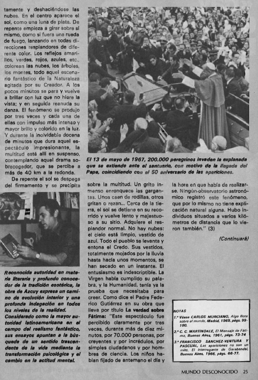 """Artículos interesantes de la Revista """"Mundo Desconocido"""". Andreas Faber Kaiser Page_27"""