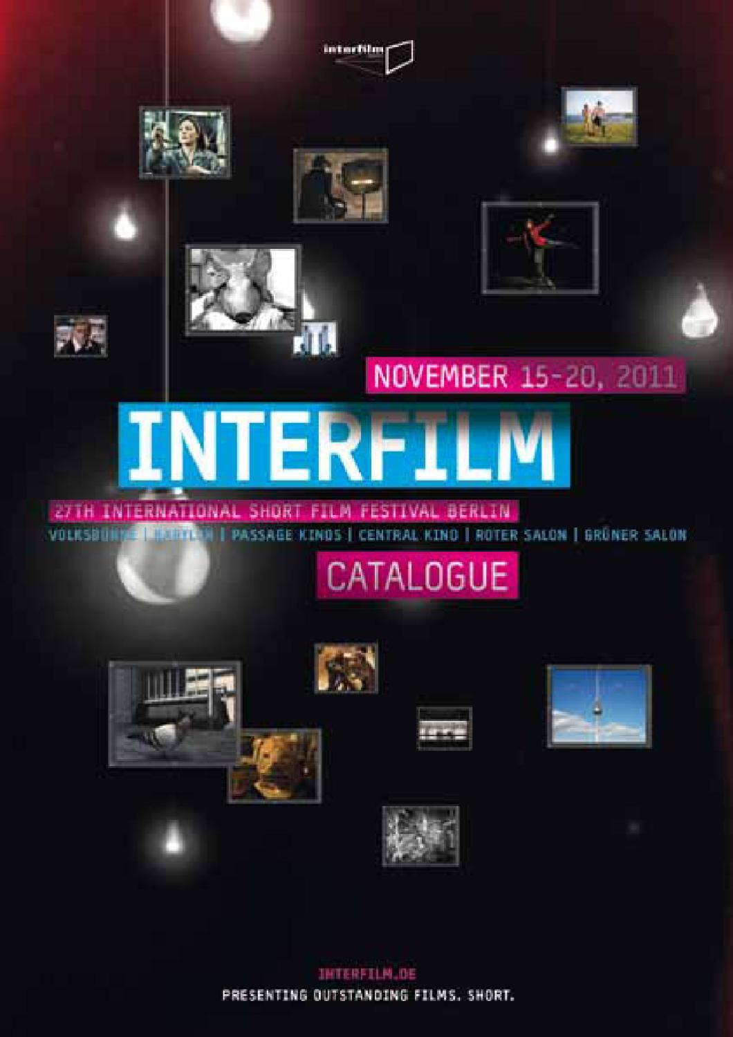 Issuu festival catalogue interfilm27 by interfilm berlin for Inter meuble tunisie catalogue 2011