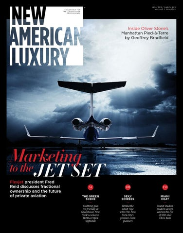 New American Luxury Issue 2 cover