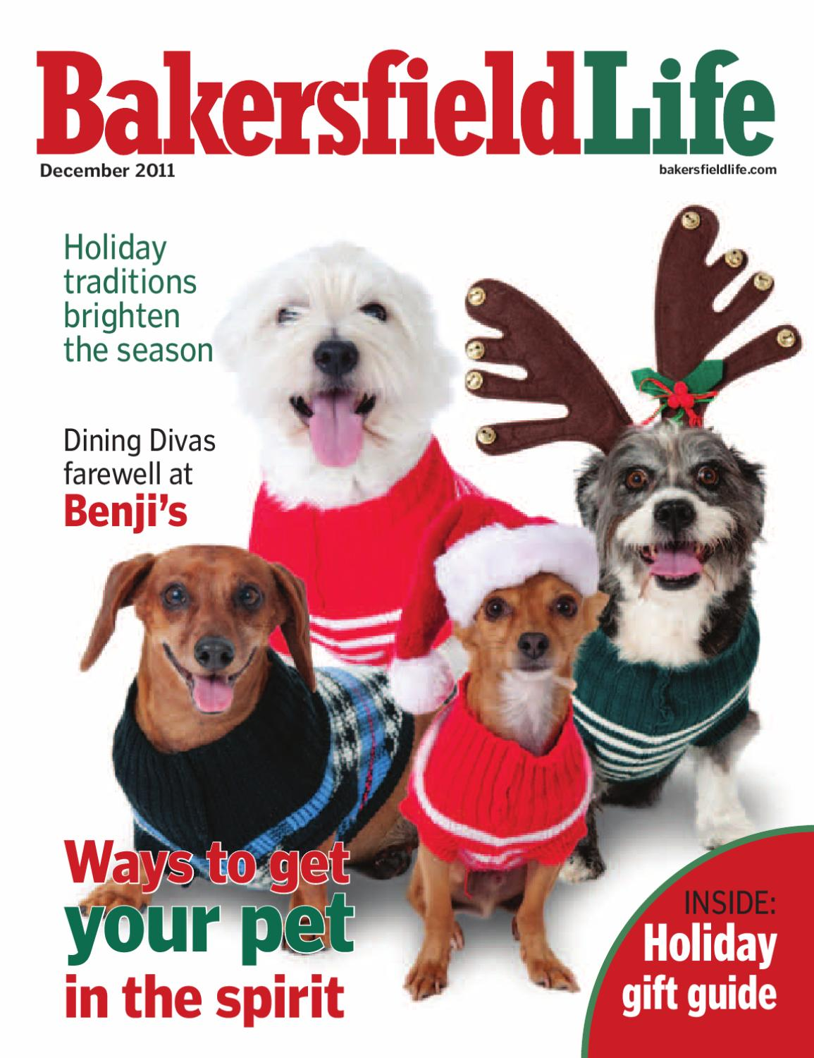 Issuu bakersfield life magazine december 2011 by olivia for Bakersfield home magazine