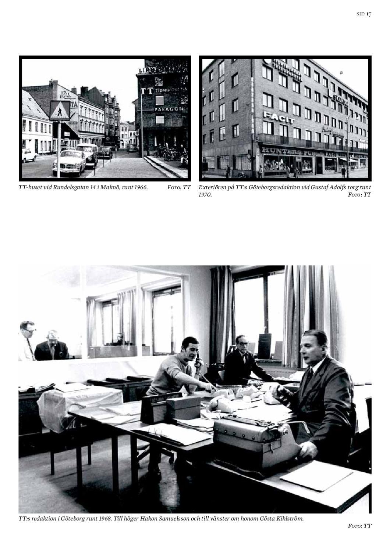 tidningarnas telegrambyrå