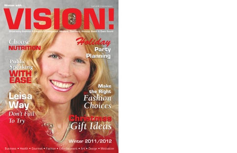 Women With Vision!™ - Winter, 2011