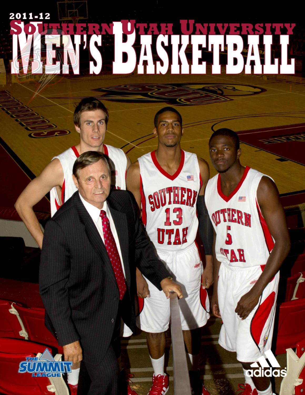 ISSUU - SUU Men's Basketball Guide by Southern Utah ...