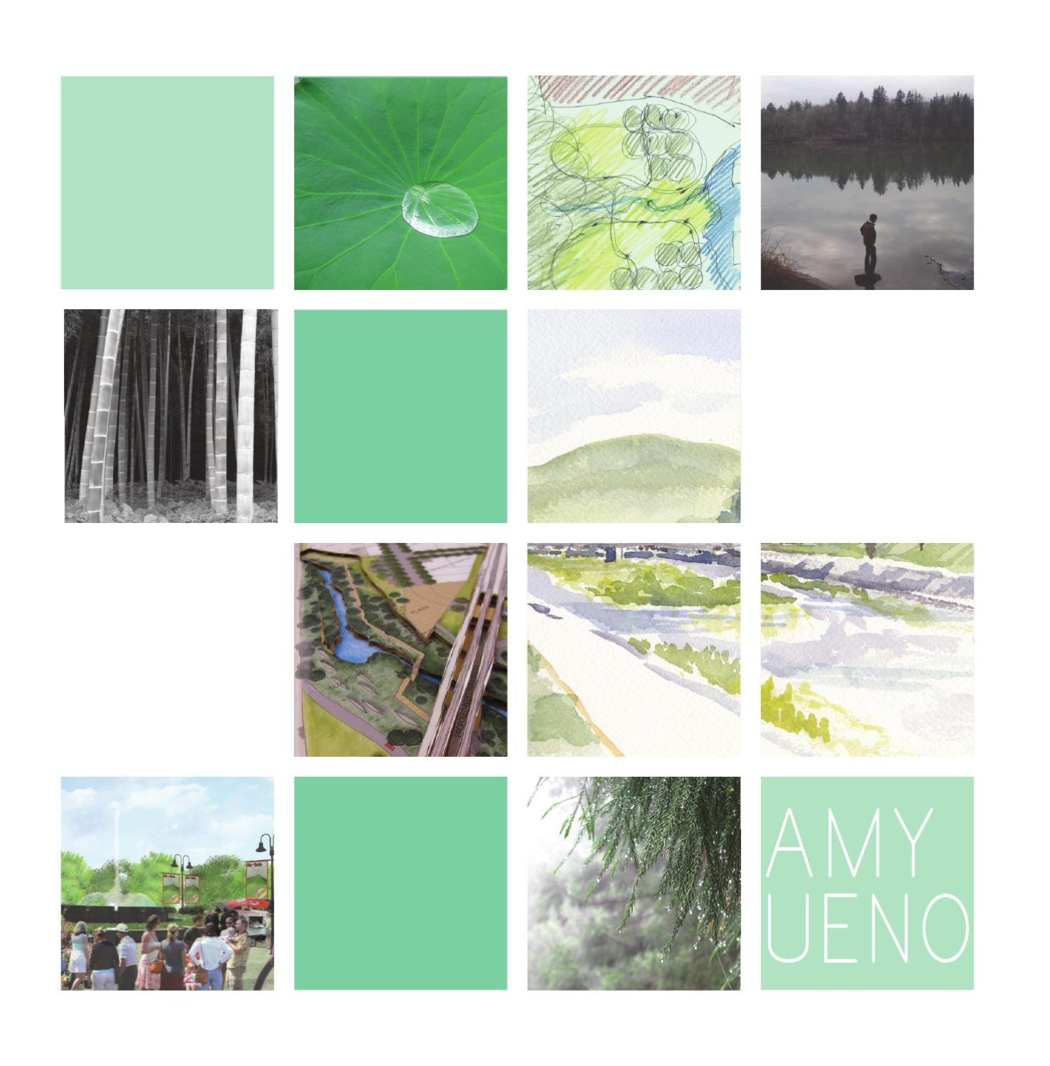 Landscape architecture portfolio by amy ueno for Architecture inde