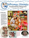 Artist Spotlight! Whimsy Stamps Inspiration Magazine