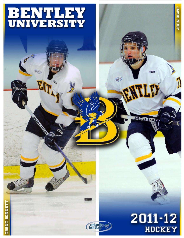 Issuu 2011 12 Bentley University Hockey Media Guide By