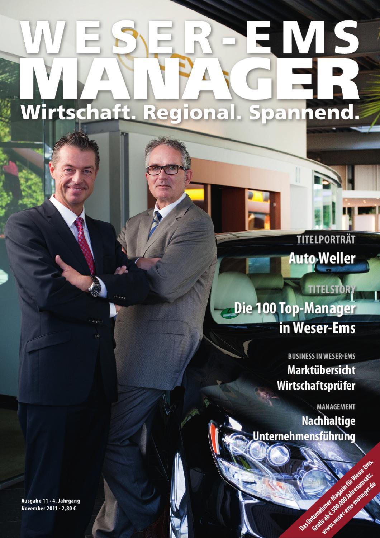 Dating byrå Weser-Ems