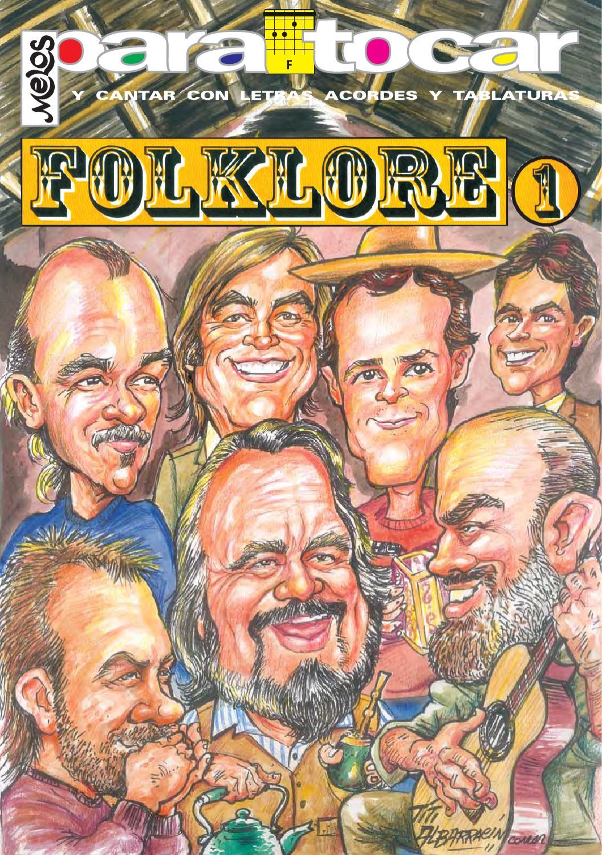 folklore con letras y: