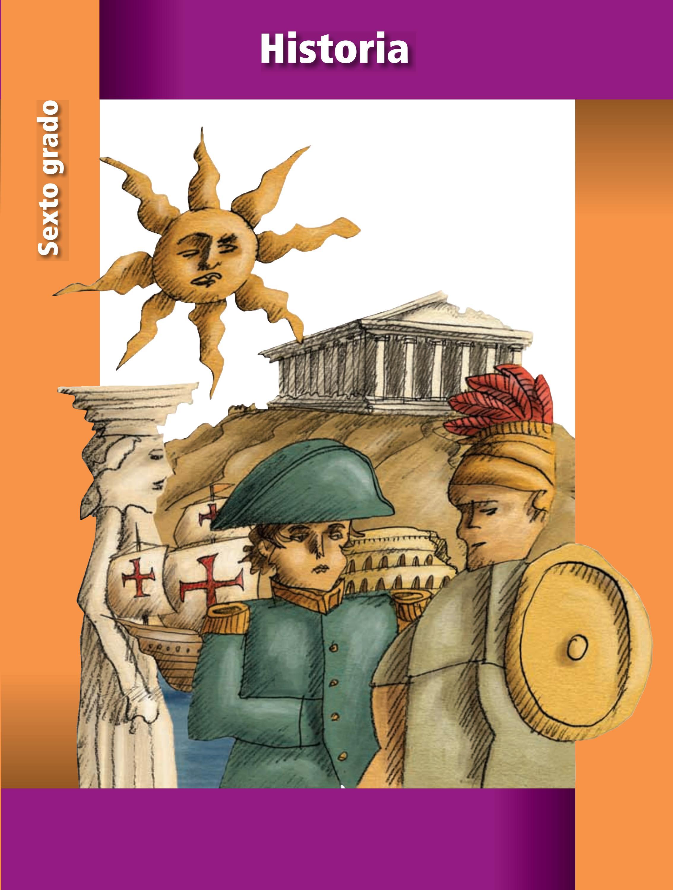Libro Historia De 5 Grado