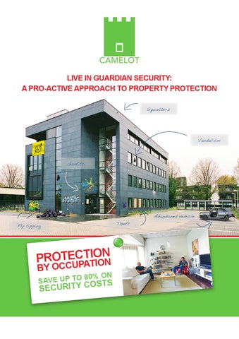 Camelot - The European Specialist in Vacant Property Protection