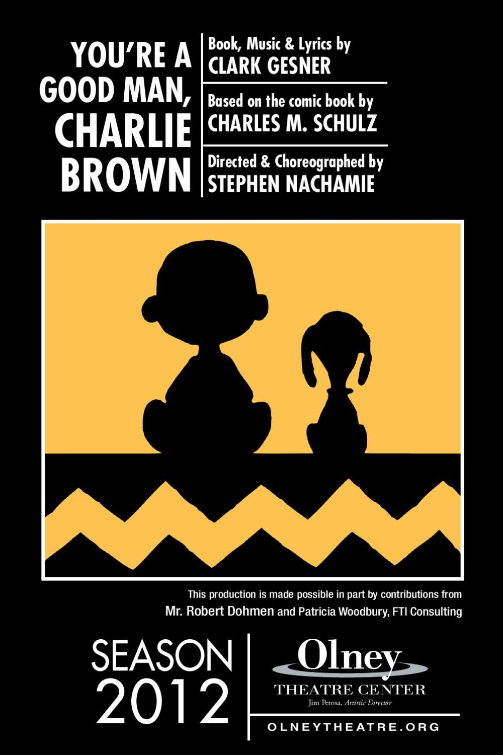 book report good man charlie brown lyrics Book by john gordon music & lyrics by clark  you're a good man, charlie brown explores life through the eyes of iconic anti-hero charlie brown along with his.