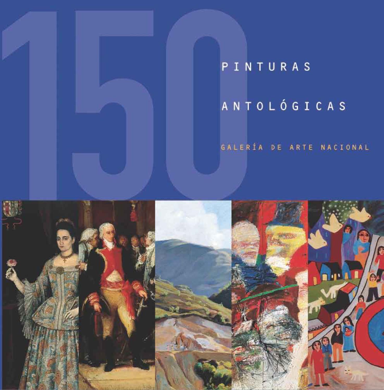 Issuu pinturas antol gicas gan by fundacioin museos for Catalogo de pinturas