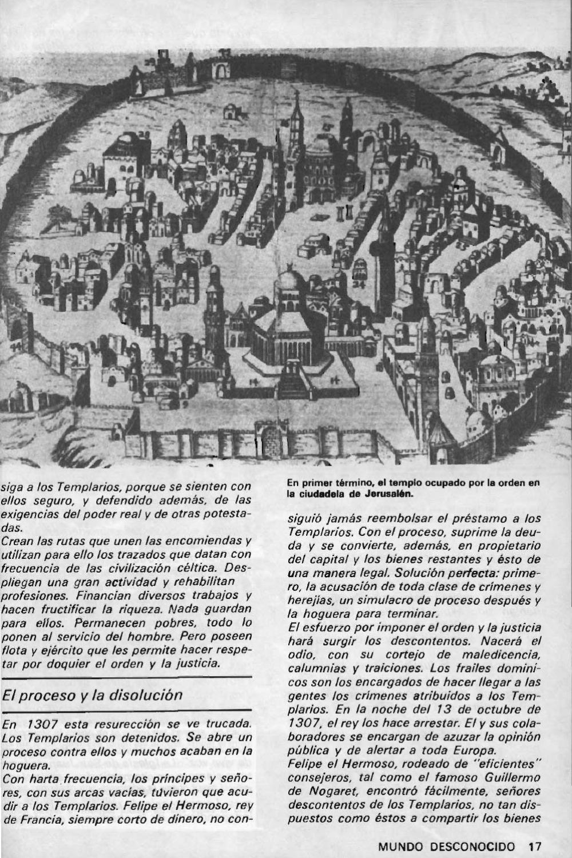 """Artículos interesantes de la Revista """"Mundo Desconocido"""". Andreas Faber Kaiser Page_19"""
