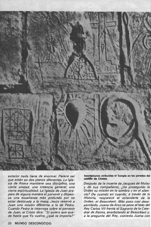 """Artículos interesantes de la Revista """"Mundo Desconocido"""". Andreas Faber Kaiser Page_22"""