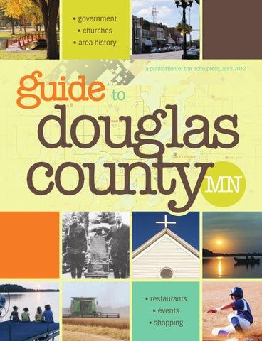 Douglas County Community Guide Cover