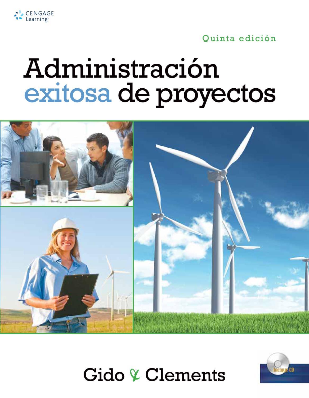 Issuu administraci n exitosa de proyectos quinta for Oficina de proyectos