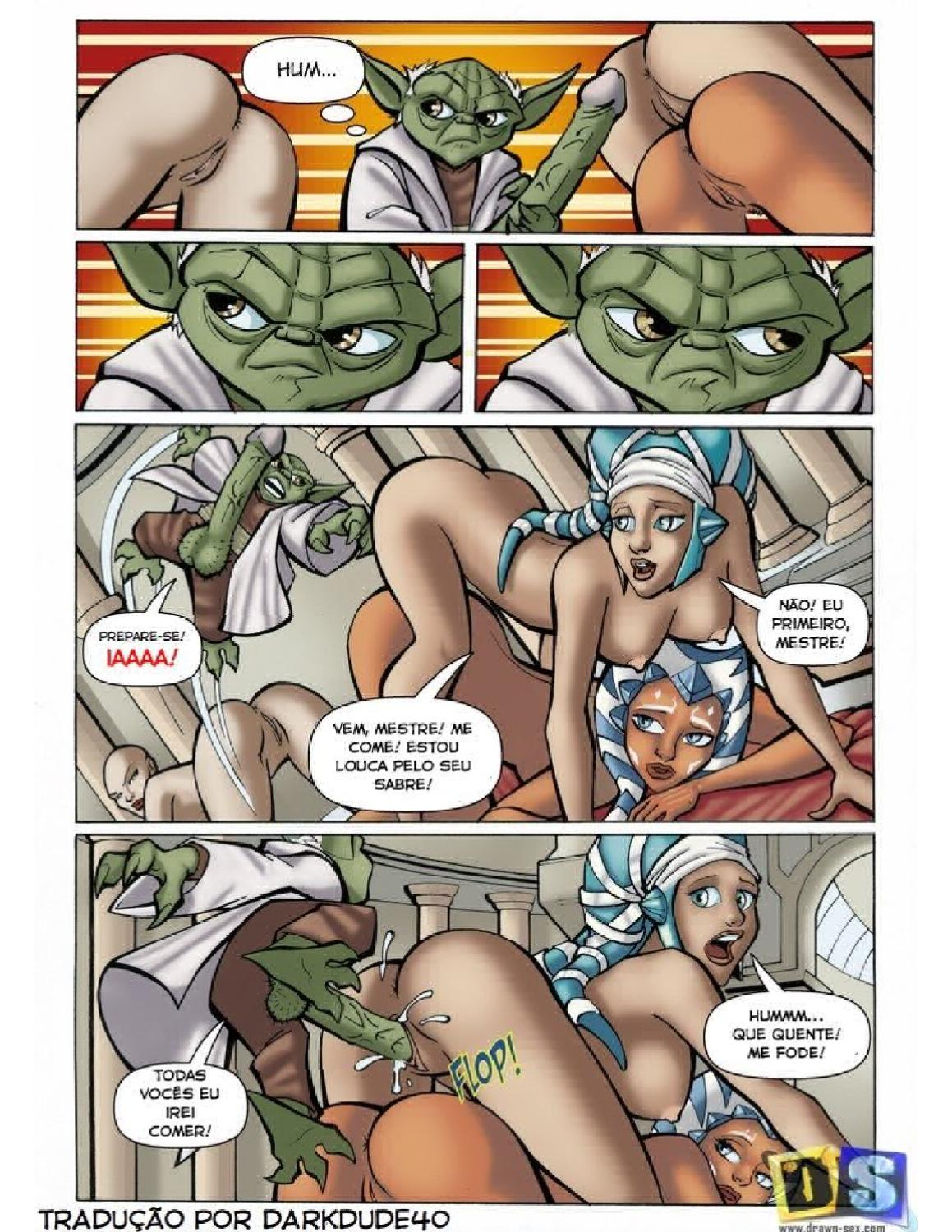 Star wars sex cartoon tube