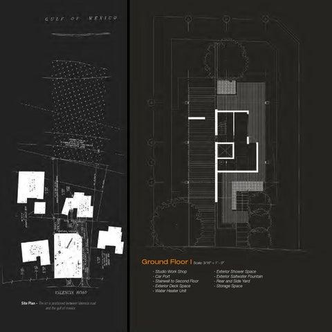 ISSUU Derek Pirozzi USF Graduate Architecture Portfolio