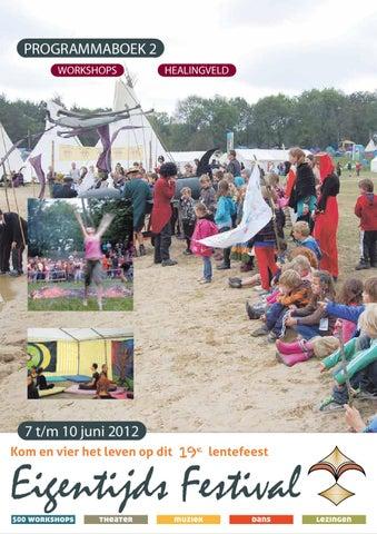 Issuu programmaboek 2012 deel 2 by ecozen netwerk - Eigentijds leven ...
