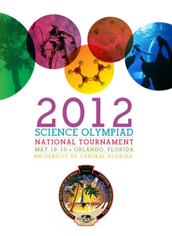 Science Olympiad National Tournament 2012