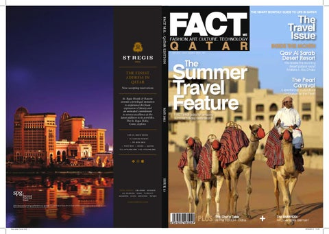 FACT Magazine Qatar May 2012