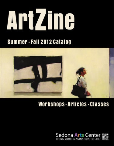 ArtZine - Summer | Fall 2012 Catalog