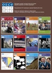 The cover of the OSCE Magazine, December 2009 (ru)