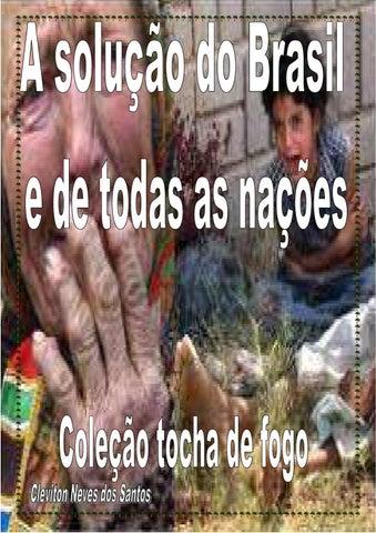 A solução do Brasil e de todas as nações é a entrada do povo de Deus no planalto central do Brasil
