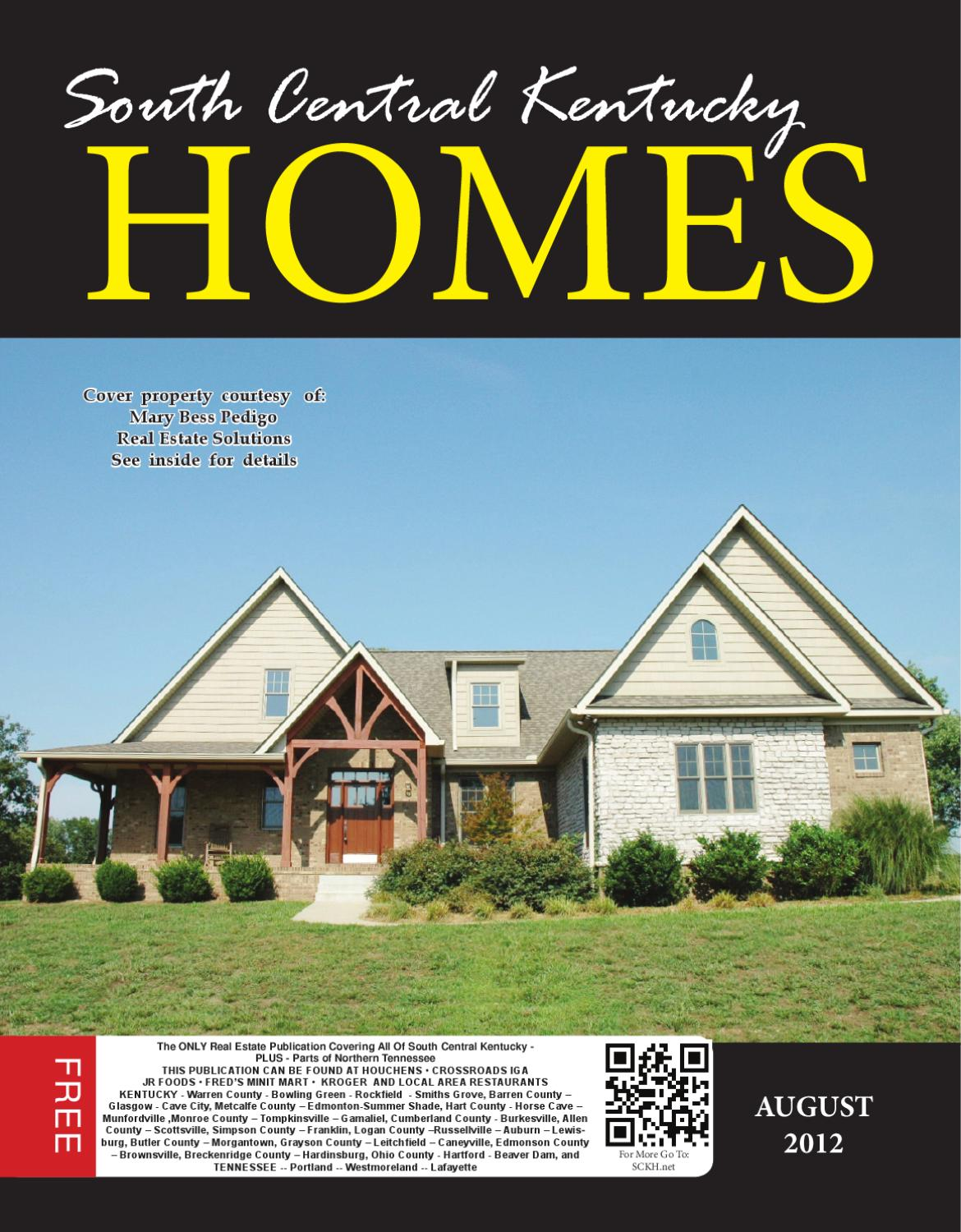 Issuu South Central Ky Homes By Home Market Magazine