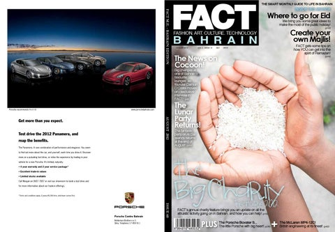 FACT Magazine Bahrain August 2012