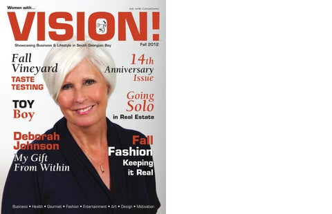 Women With Vision! ™ - Fall, 2012