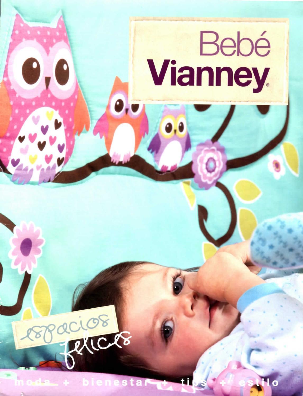 Issuu catalogo bebe vianney 2013 by colchas edredones y - Colchas y edredones ...