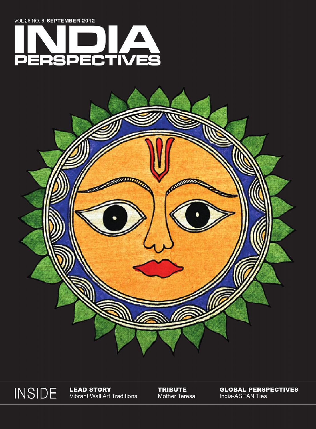 Diplomacy >> ISSUU - India Perspectives by Indian Diplomacy