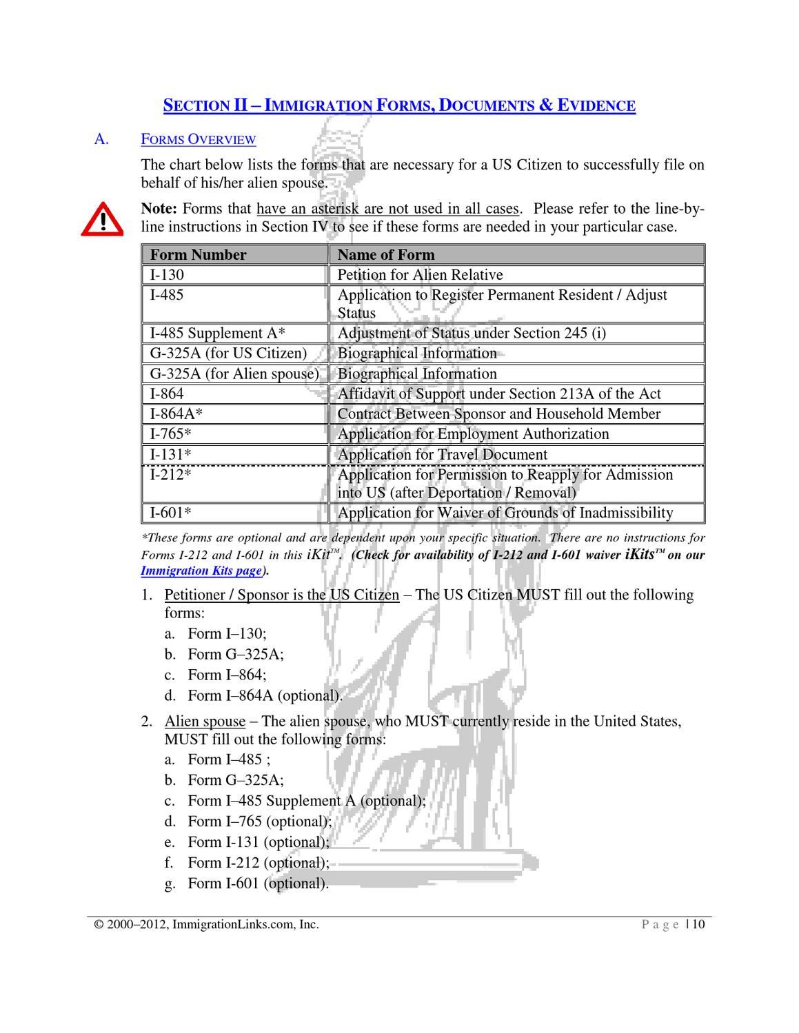 Uscis Form G 325 Choice Image Free Form Design Examples