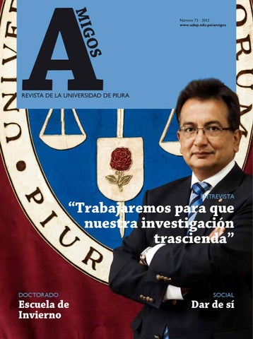 Revista Amigos 73