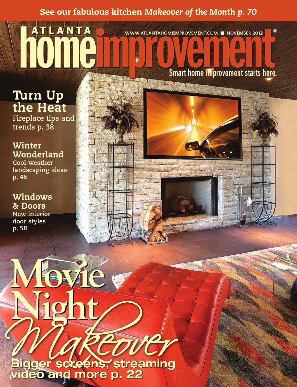 ISSUU - Atlanta Home Improvement 1112 by Atlanta Home ...