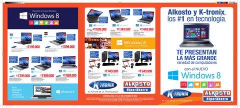 KTronix ofertas, promociones y catlogos online - Ofertia