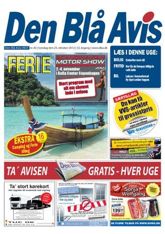 Issuu den bl avis vest 43 2012 by grafik dba for Merinos grafik