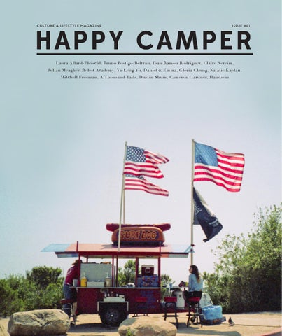 Happy Camper 01 cover