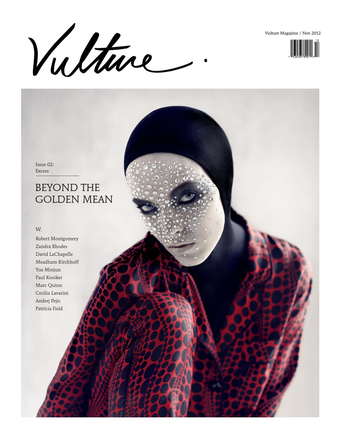 ISSUU - Vulture Magazine Issue J 39adore Dior Perfume Advert Contexts Of Contour Fashion
