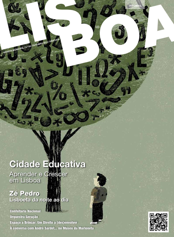 ISSUU - Revista Lisboa nº 3 by Câmara Municipal de Lisboa
