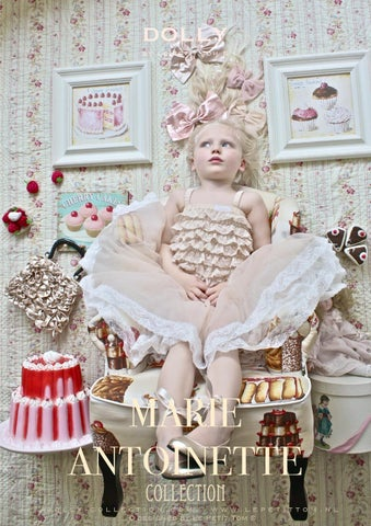 DOLLY's Marie Antoinette Collection by Le Petit Tom ®