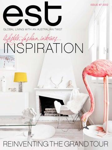 Est Magazine #7 cover