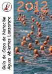 Guía de la Copa de Aguas Abiertas Lanzarote 2012
