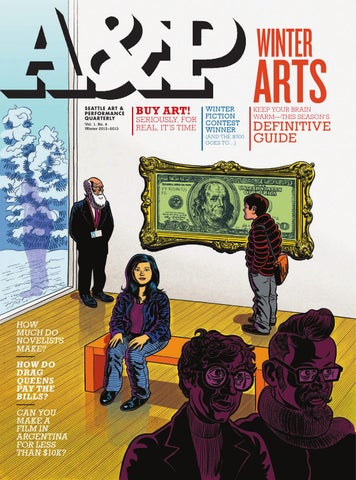 Seattle A&P - Issue No. 4