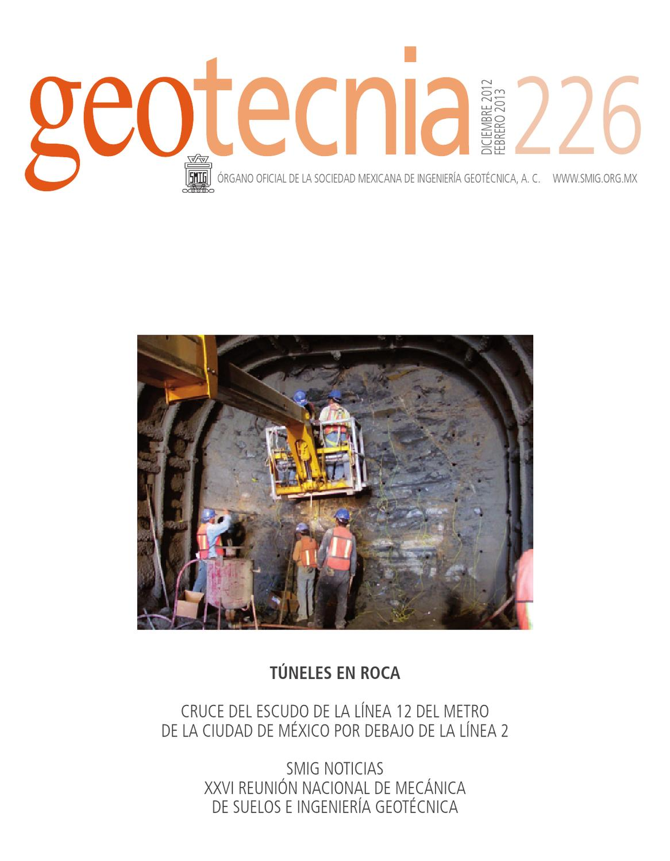 ISSUU - Revista Geotecnia 226 diciembre-febrero by Helios ...